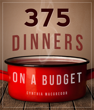 375 Dinners on a Budget