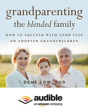 Grandparenting the Blended Family (Audiobook)
